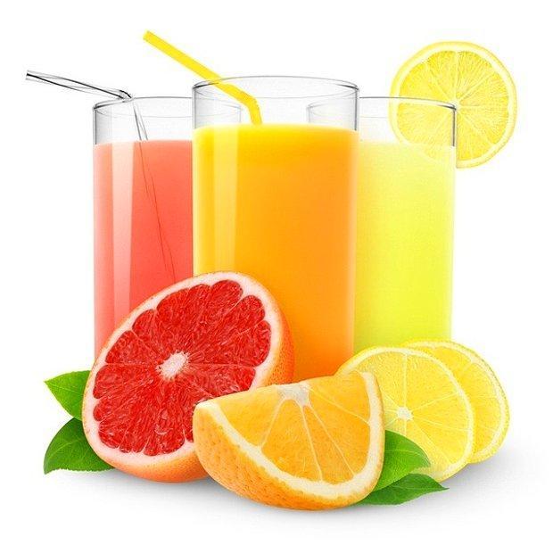 Hazır meyve suları