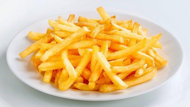 4. Peki lanet patateslerini yerken en çok hangisini tercih ediyorsun?