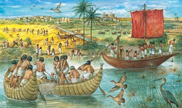 Büyük Piramit'in inşasında görev almış bir memurun günlüğü olduğu anlaşılan el yazmasında 'Mısırlı Merer' taşların Tora'dan nasıl getirildiğini anlatmış.