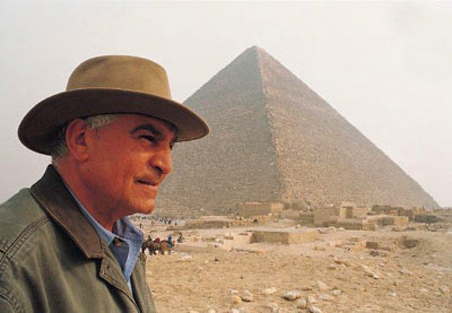 """Mısırlı ünlü arkeolog Zahi Hawass da bu olayı """"21.Yüzyılın en harika keşfi"""" olarak nitelendiriyor."""