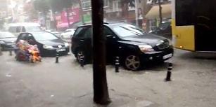 İstanbul Bildiğiniz Gibi: Yağmur Hayatı Felç Etti...
