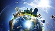 Üzerinde Yaşadığımız Gezegeni Ne Kadar İyi Tanıyorsun?