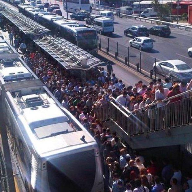 Metrobüs :(