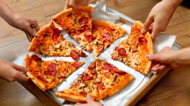 Pizza sipariş ederim.