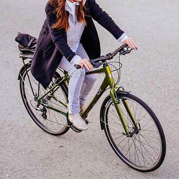 Bisiklet, temiz, hesaplı!