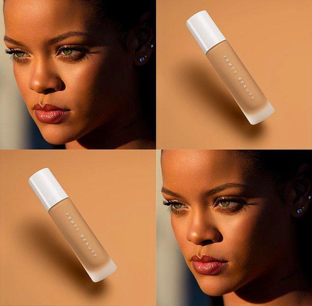İşte tam bu sebepten, Rihanna her cilt rengine hitap eden Fenty markasını kuracağını açıkladığında çok umutlandı Krystal.