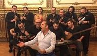 Ferhat Göçer ve Orkestrasından 'Alaturka Game Of Thrones' Müziği