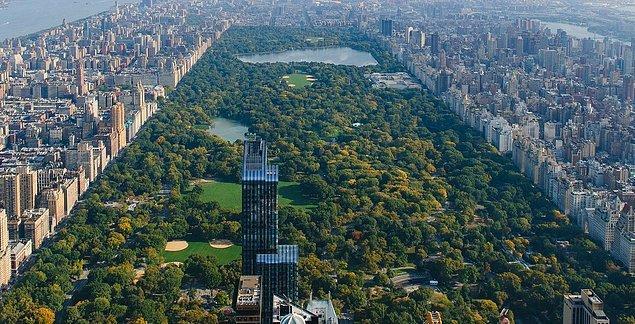 9. ABD için Central Park arsasını satın almak Alaska'yı satın almaktan daha pahalıya patlamış.