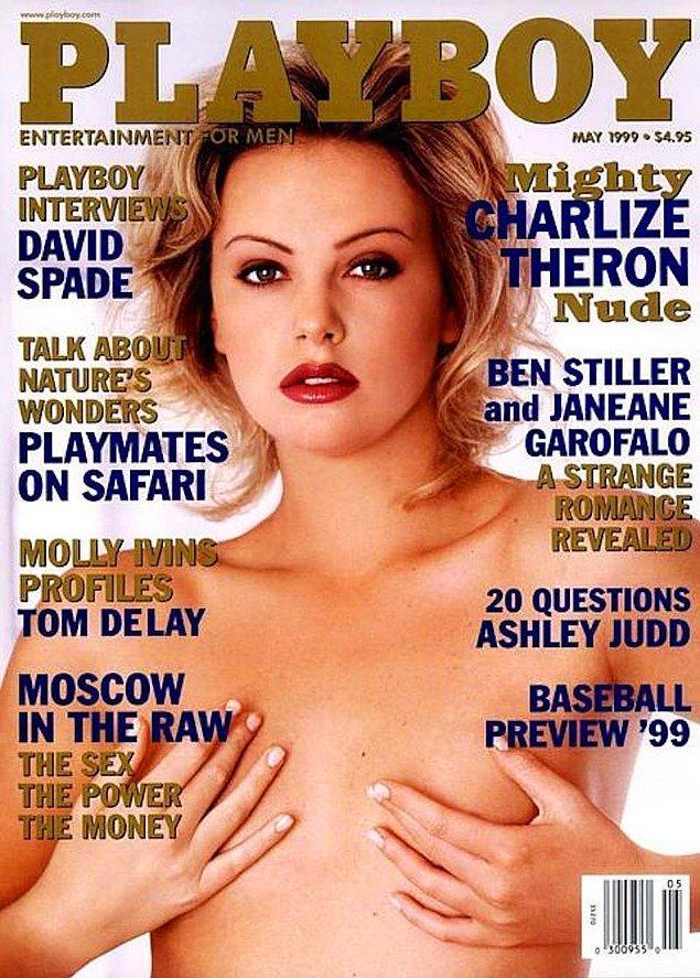 10. 1999: Charlize Theron, toplamda 3 defa olmak üzere hem Japonya hem de ABD kapaklarında yer aldı.