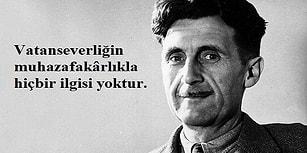 Dünyaca Ünlü Yazar George Orwell'in Hayata Dair Sıra Dışı Görüş ve Tespitleri