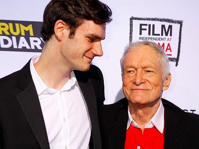 Cooper babasını geçtiğimiz günlerde kaybetti ama Playboy şirketini sahipsiz bırakmayacak gibi görünüyor.