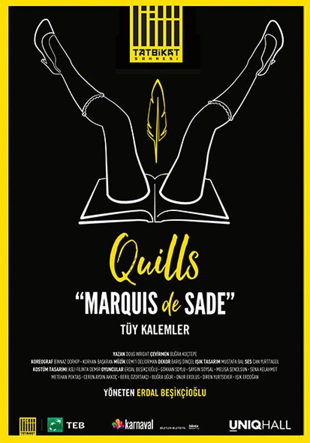 7. Tüy Kalemler - Quills