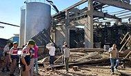 Aydın Söke'de Fabrikada Patlama! 3 İşçi Yaralı, 1 Kişi Kayıp