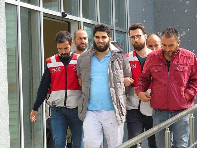 Saldırgan ilk ifadesinde 'ailemle tartışmış, sinirli bir şekilde dışarı çıkmıştım' dedi...
