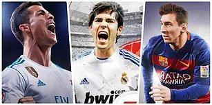 Futbolun Efsaneleri: Dünden Bugüne FIFA Serisinin Kapaklarını Süslemiş Kadife Bilekli Yıldızlar