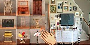 Evinizi Baştan Yaratmak İçin Derhal Uygulamak İsteyeceğiniz 17 Dekorasyon Önerisi