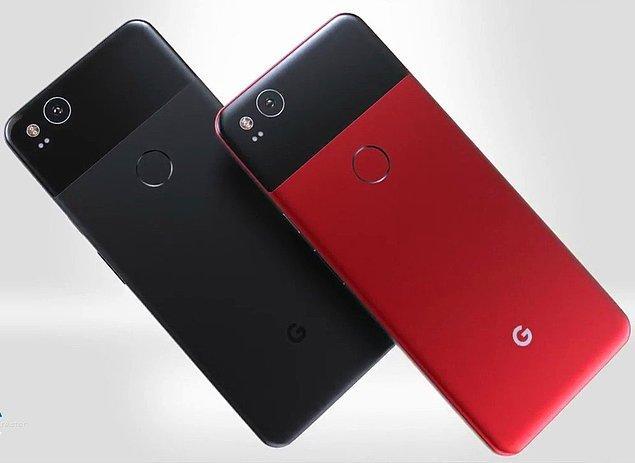 Pixel XL 2'nin ekranı ise 6 inç, 1440x2560 çözünürlüğe sahip.
