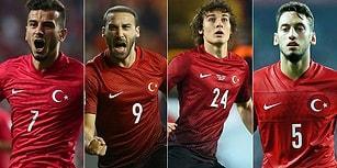 Onedio Okurlarının Seçtiği, A Milli Futbol Takımı'nı Başarıya Taşıyacak En İdeal 11!