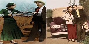 Tarihin En Acımasız Gangster Çifti: Bonnie ve Clyde