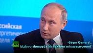 Soruların Sürekli Kendisine Sorulmasından Bunalan Putin'den Fıkralı Sitem