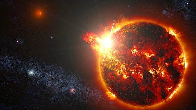 Sonsuzluktan evrenin başlangıcına...