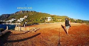 Türkiye'nin En Güzel Günbatımını 360 Seyrediyoruz