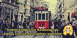Bu Şehir Girdap Gülüm! İstanbul'da Yaşamanın İnsana Kazandırdığı 15 Süper Güç