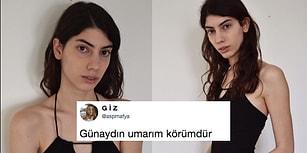 Instagram'da Keşfedilip Gucci Defilesine Çıkan İlk Türk Model Sosyal Medyaya Dert Oldu