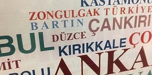 Sen de mi Brutus? TDK'nın 'Türk Dili Yılı' İçin Hazırladığı Afişte 'Zongulgak' Hatası