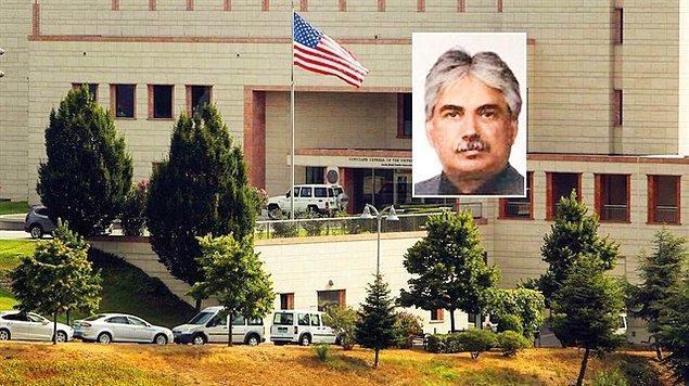 ABD'nin İstanbul Başkonsolosluğu görevlisi Metin Topuz gözaltına alınmıştı