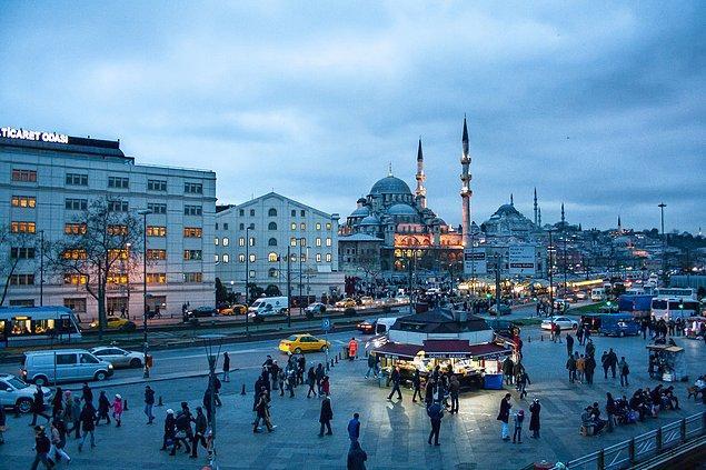 İstanbul ise çekicilik kategorisinde 91'inci, istihdamda 67, alım gücünde 47, öğrencilerin görüşü kategorisinde de 49'uncu sıraya yerleşti.