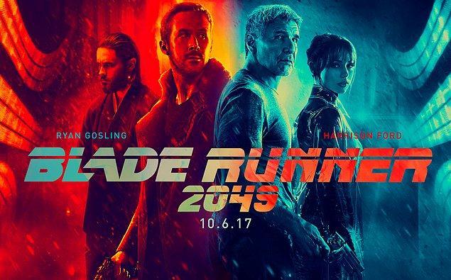 """Blade Runner 2049, belki de bu yılın en çok beklenen filmlerinden biriydi. Ancak filmin basın gösteriminde """"ilginç"""" bir olay yaşandı."""