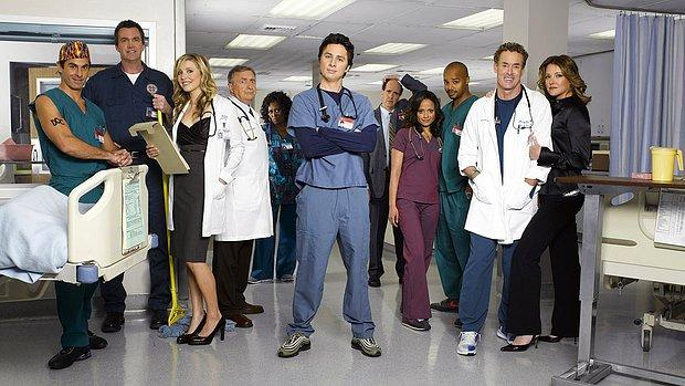 Scrubs (2001)