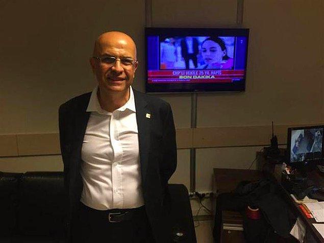 Avukat Ergün, Berberoğlu'nun tahliyesi için başvuracağını açıkladı.