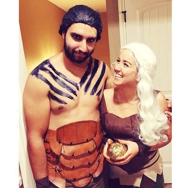 10. Khal Drogo olmak isteyen bir arkadaşınız varsa hele tadından yenmez.