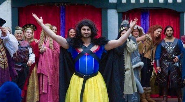 20. Jon Snow Pamuk Prenses!