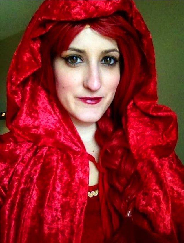 22. Melisandre, son birkaç yılın Cadılar Bayramı vazgeçilmezi.