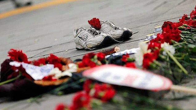 Bugün 'terör mağduru' sayılmayan yaralılardan 30'unun tedavisi devam ediyor.