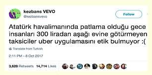 Taksicilerle Cebelleşen İstanbul Halkının Neden Uber'e Yöneldiğini Gösteren 17 Sebep
