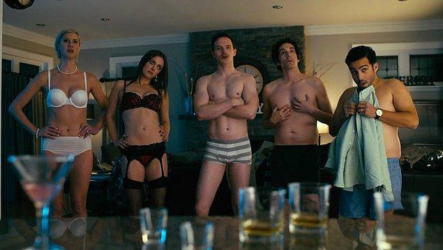 """Yapımcılığını üstlendiği """"How to Plan an Orgy in a Small Town"""" da bu filmler arasında."""