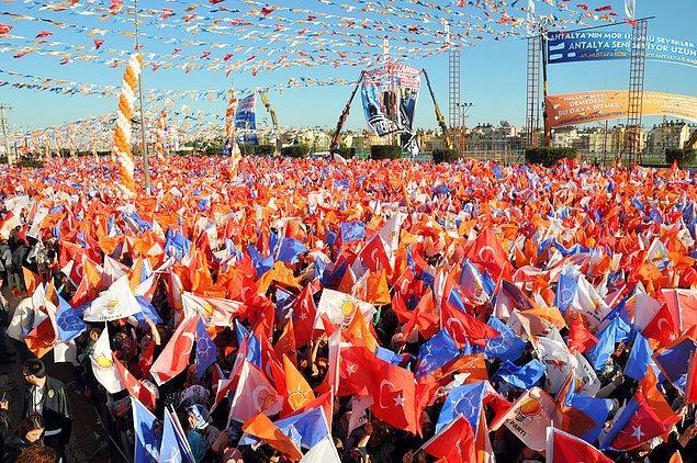 """""""AK Parti kendini yiyecek kadar güçlendi"""""""