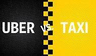 Dernek Başkanı Uber'i FETÖ'ye Benzetti... Son Günlerin Tartışma Konusu: Sarı Taksi vs Uber