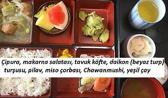 Lüks Restoran Değil Hastane! Japonya'da Doğum Yapan Kadının Leziz Yemek Günlükleri