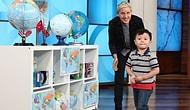 Ülkeleri Şekillerinden ve Bayraklarından Tanıyan Zeka Küpü 3 Yaşındaki Çocuk