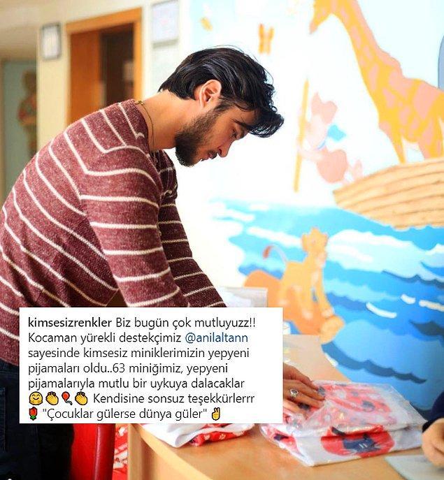 Proje sadece çocukların hayallerini gerçekleştirmekle de kalmıyor, onların kişisel veya yuvalarındaki eksiklerde tespit ediliyor ve bu doğrultuda bir ihtiyaç listesi hazırlanıyor.