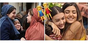 Dizilerde Kız Kardeş Rollerinin Hakkını Verip Bizi Kardeşlik Bağlarına İnandıran Kadın Dizi Oyuncularımız