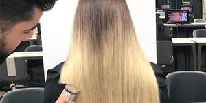 Türk Saç Stilisti Emre Ayaksız'ın İzleyenlerde Hipnoz Etkisi Uyandıran Çalışmalarını Gördünüz mü?