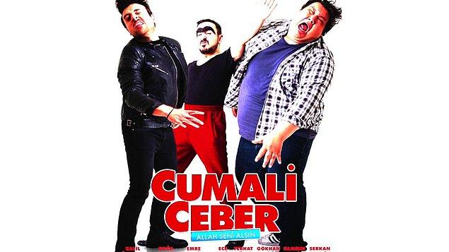 1. Cumali Ceber: Allah Seni Alsın (IMDb Puanı: 1,3)