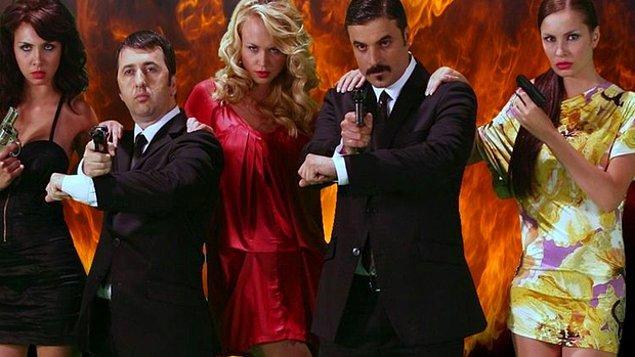 9. Pak Panter (IMDb Puanı: 2,5)