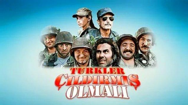 15. Türkler Çıldırmış Olmalı (IMDb Puanı: 2,8)